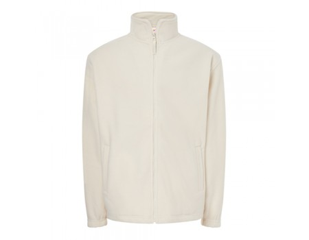 Флісовий светр чоловічий білий m540