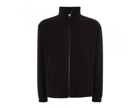 Флісовий светр чоловічий чорний m541
