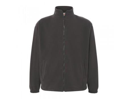Флисовый свитер мужской графит m550
