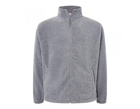 Флісовий светр чоловічий сірий m552