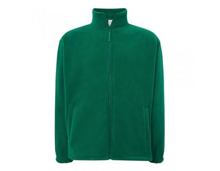 Флісовий светр чоловічий зелений m547