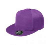 Снепбек мужской 5P фиолетовый m648