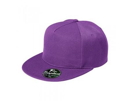 Снепбек чоловічий 5P фіолетовий m648