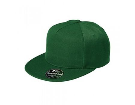 Снепбек чоловічий 5P зелений m641