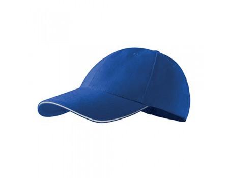 Кепка мужская 6P PREMIUM синяя m634