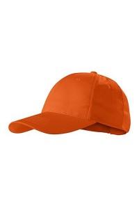 Кепка чоловіча 6P помаранчева m603