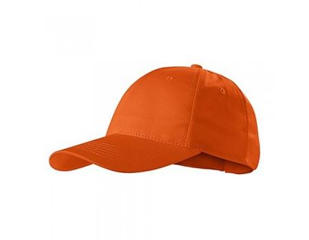 Кепка чоловіча 6P помаранжева m603