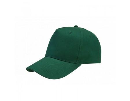 Кепка чоловіча 5P PROMO зелена m610
