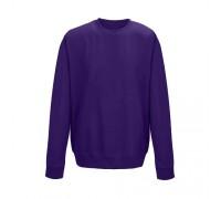 Свитшот мужской фиолетовый m501