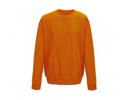Свитшот женский  помаранжевий w314