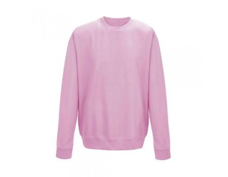 Свитшот женский розовый w316