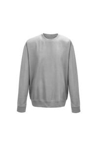 Свитшот мужской серый меланж m512