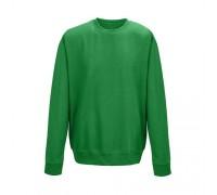 Свитшот мужской зеленый m503