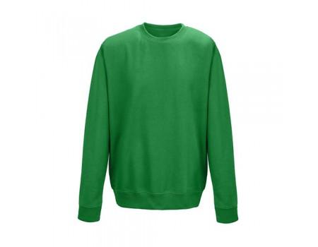 Світшот жіночий зелений w305