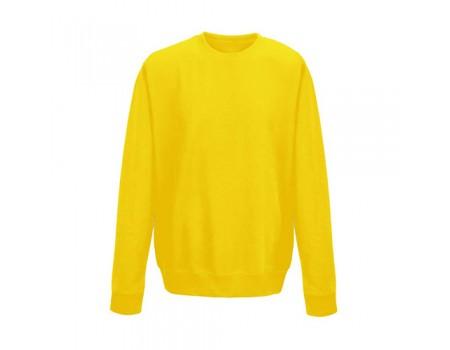 Свитшот мужской желтый m511