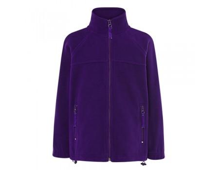 Флісовий светр дитячий фіолетовий с205