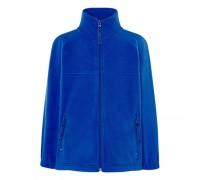 Флісовий светр дитячий синій с201