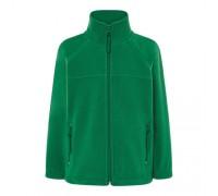 Флісовий светр дитячий зелений с202
