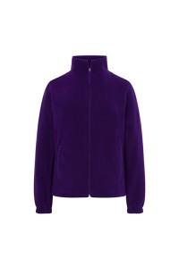 Флісовий светр жіночий фіолетовий  w342