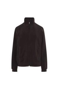 Флісовий светр жіночий коричневий w341