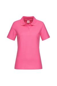 Поло жіноче рожеве w208