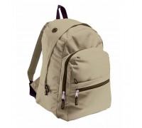 Рюкзак міський із подвійною кишенею