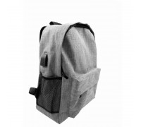 Рюкзак с передним ординарным карманом